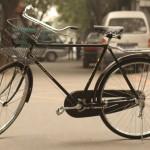 bisiklet sürme